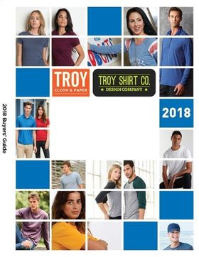Troy Shirt Co. Catalog